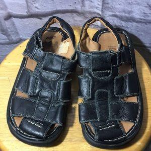 Jumbo Coco Black Boys Sandals